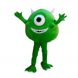 Monsters University Mike Mascot Costumes Free Shipping