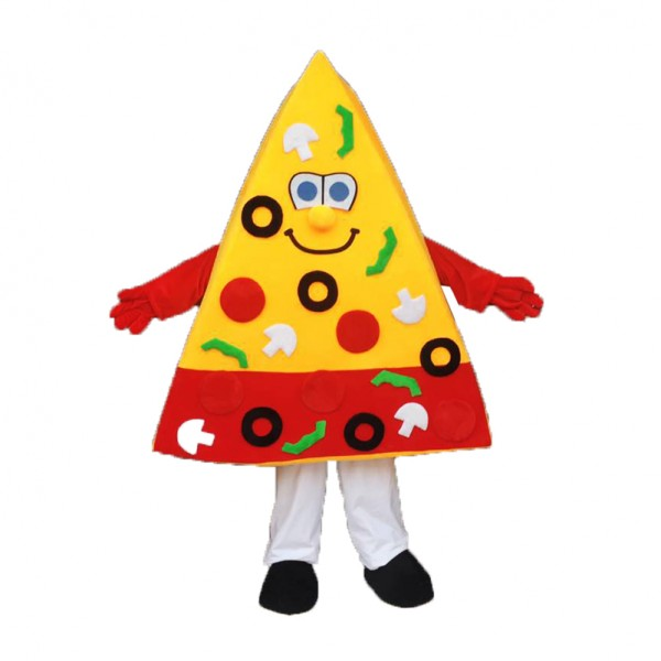 Pizza Mascot Costumes Free Shipping