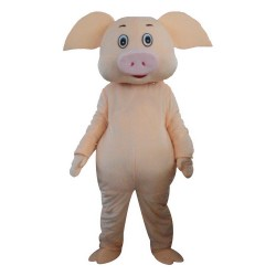 Cartoon Pig Mascot Costumes Free Shipping