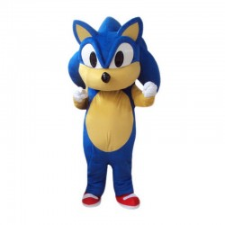 Cartoon Sonic Mascot Costumes Free Shipping