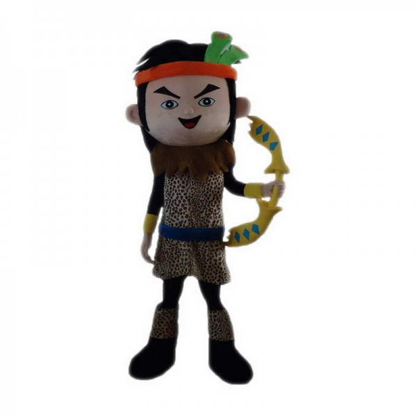 Aboriginal People Mascot Costumes Free Shipping