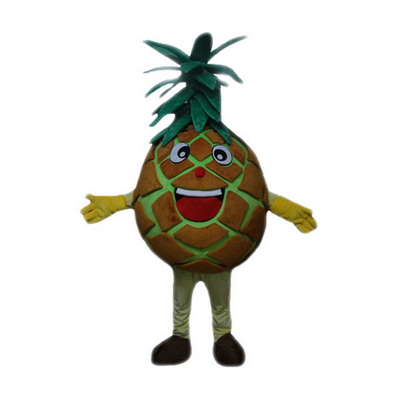 Pineapple Mascot Costumes Free Shipping