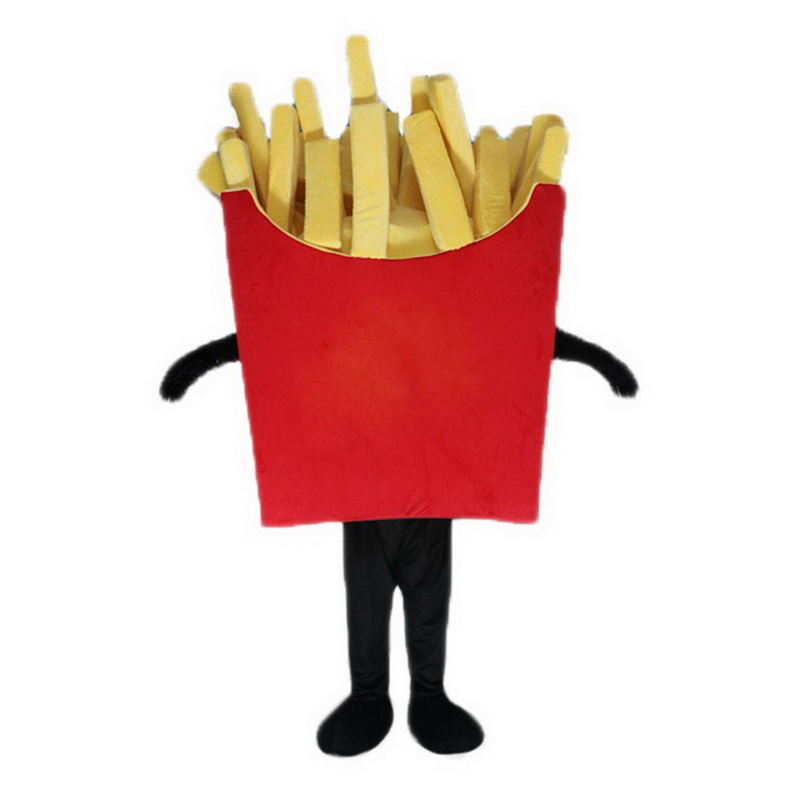 Fries Mascot Costumes