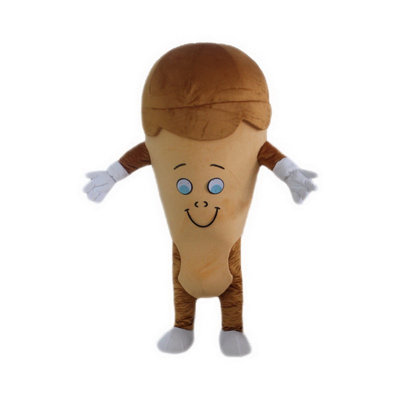 Coffee Ice Cream Mascot Costumes