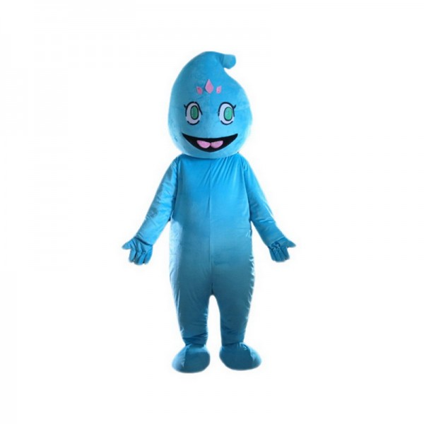 Water Droplets Mascot Costumes