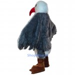 Red Mouth Seagull Mascot Costume Free Shipping