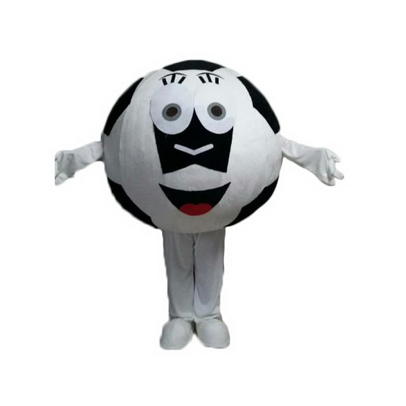 Football Mascot Costume Free Shipping