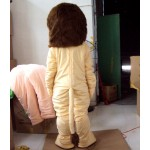Cartoon Lion Mascot Costume Free Shipping