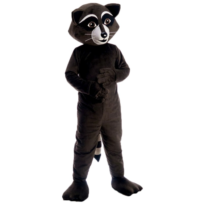 Wild Racoon Mascot Costume Free Shipping