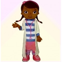 Doc Mcstuffins Mascot Costume For Chirstmas