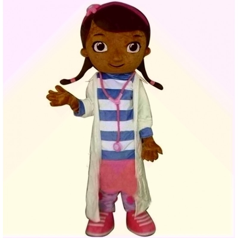 Doc Mcstuffins Mascot Costume For Christmas