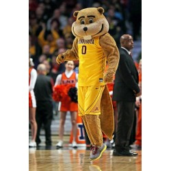 Minnesota Golden Gophers Mascot Costume