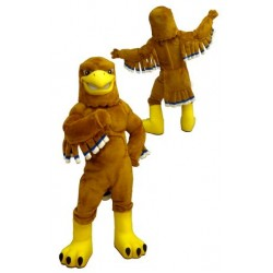 Golden Eagle for High School Mascot Costume