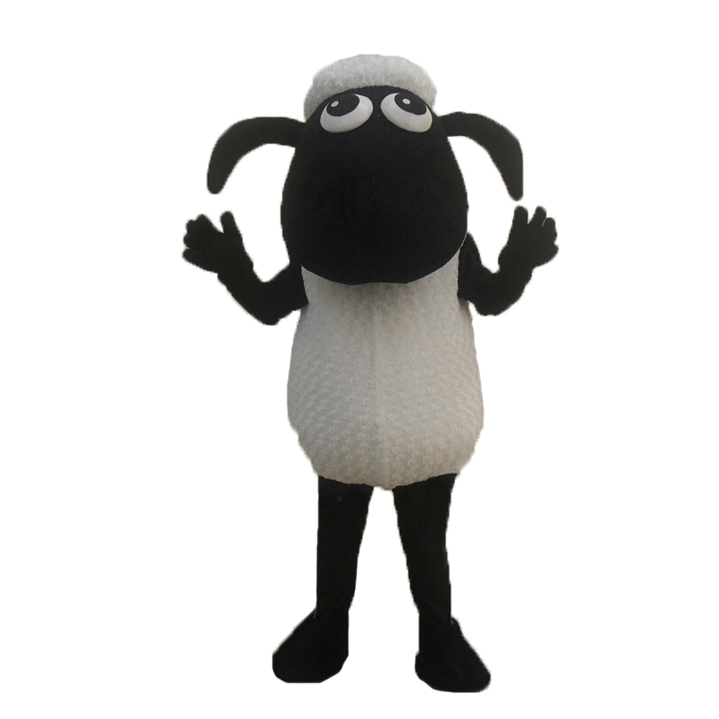 Adult Sheep Mascot Costume Goat mascot costume