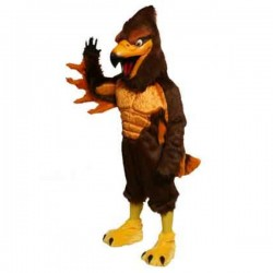 Power Hawk/Falcon Mascot Costume