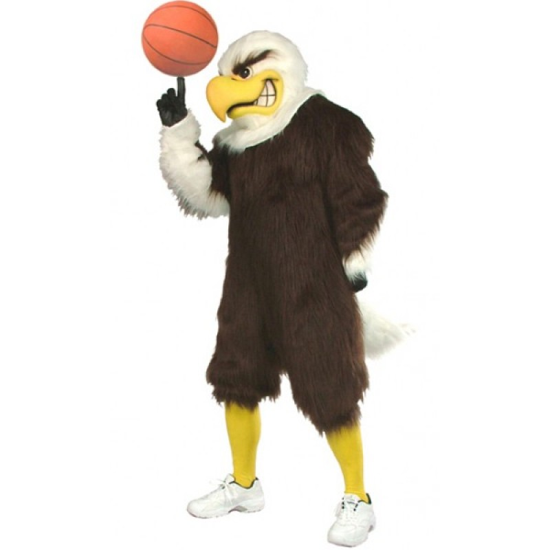 Pro Eagle Mascot Costume Free Shipping