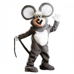 Squeek Mascot Costume Free Shipping