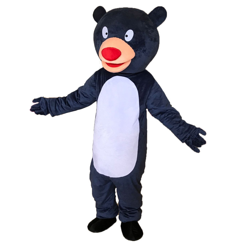 North Africa Baloo Bear Mascot Costume Free Shipping