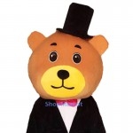 Teddy Bear Mascot Costumes Free Shipping