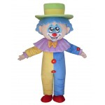 Adult Halloween Clown Mascot Costume Cartoon Costumes