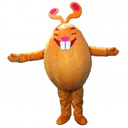 Rabbit Monster Mascot Costumes Free Shipping
