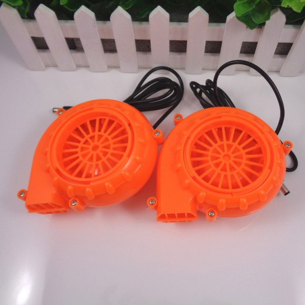 Mascot Costume Head Cooling System Small Fan