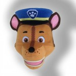 Blue Paw Patrol Chase Mascot Costume