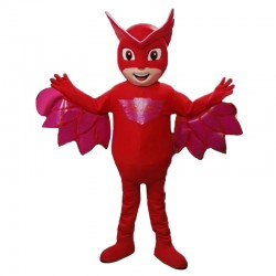 Red PJ Masks Parade/Birthdays Mascot Costume