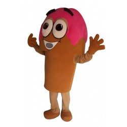 IceCream Mascot Costume Adult Costume