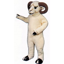 High Quality Ram Mascot Costume